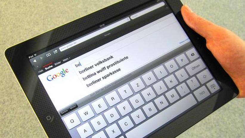 Such-Neutralität: Google ist weder demokratisch noch neutral