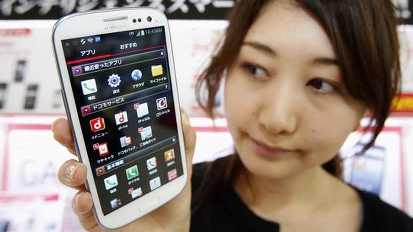 Patentstreit: Apple will vier weitere Samsung-Geräte verbieten lassen