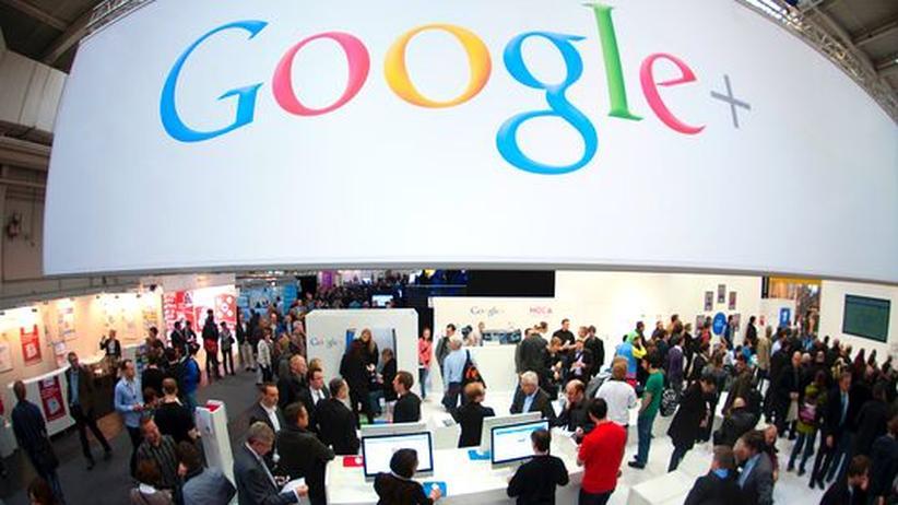 Börse: Google-Aktie stürzt nach Bilanz-Panne ab