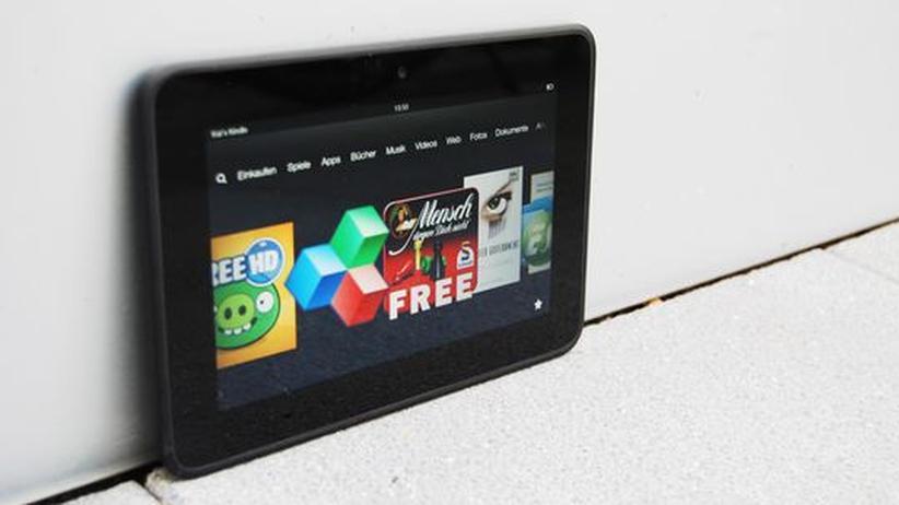 Kindle Fire HD: Amazon erlaubt nur Amazon