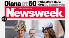 Gedruckte Vergangenheit: Auf dem Juni-Cover 2011 war eine Geschichte zum 50. Geburtstag der verstorbenen Prinzessin Diana.