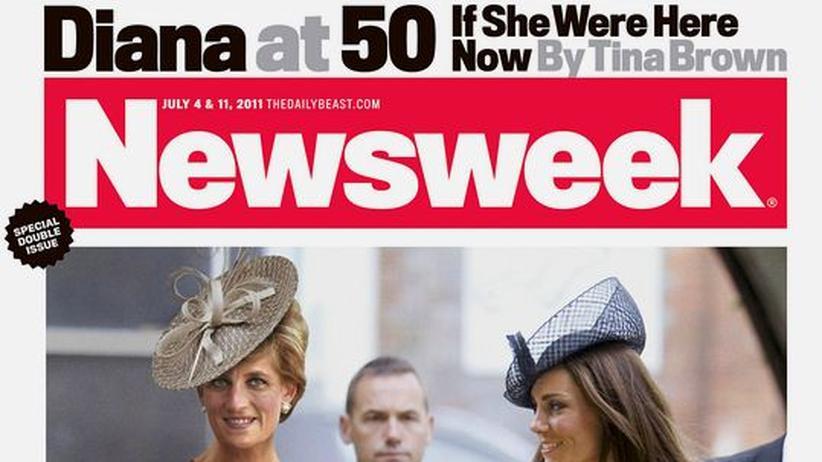 US-Medien: Newsweek stellt gedruckte Ausgabe ein