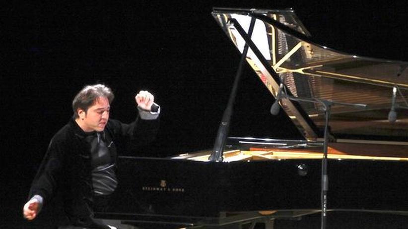 Türkei: Der türkische Pianist Fazil Say bei einem Konzert in Ankara