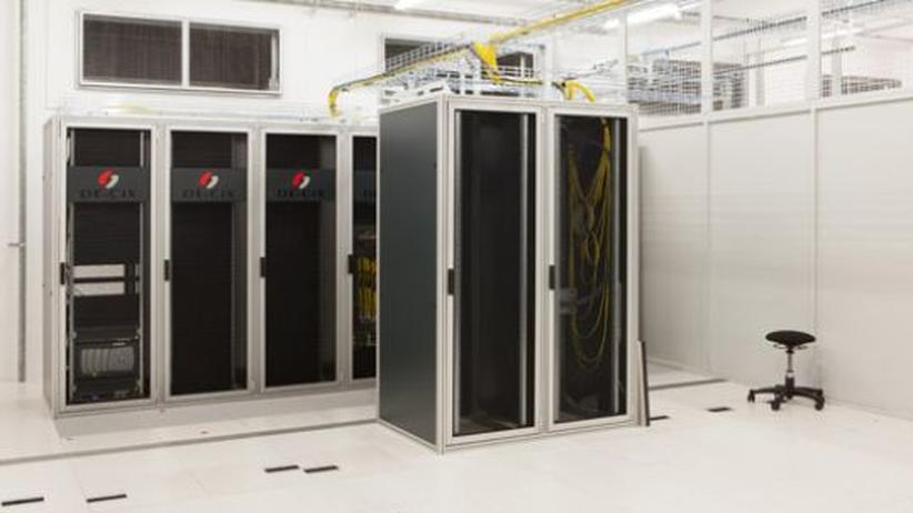 Netzstruktur: Wo das deutsche Internet wohnt