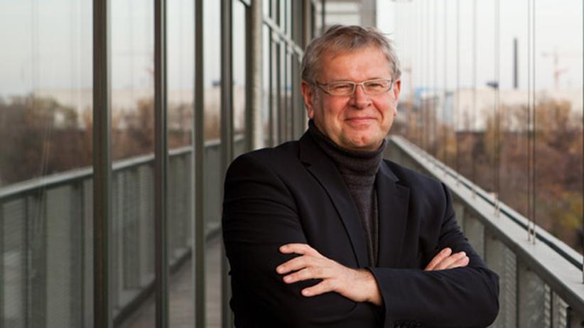Arnold Nipper ist Technischer Leiter des Netzknotens DE-CIX.