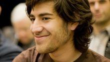 Aaron Swartz im Dezember 2008