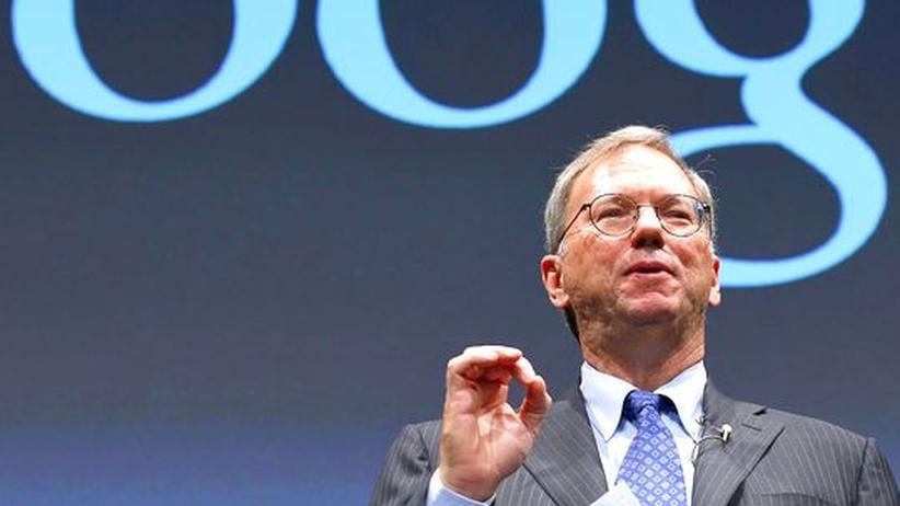 Google-Chef: Eric Schmidt will nach Nordkorea reisen