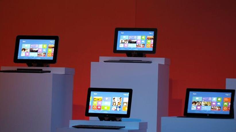 Microsoft: Was mit Windows 8 falsch läuft