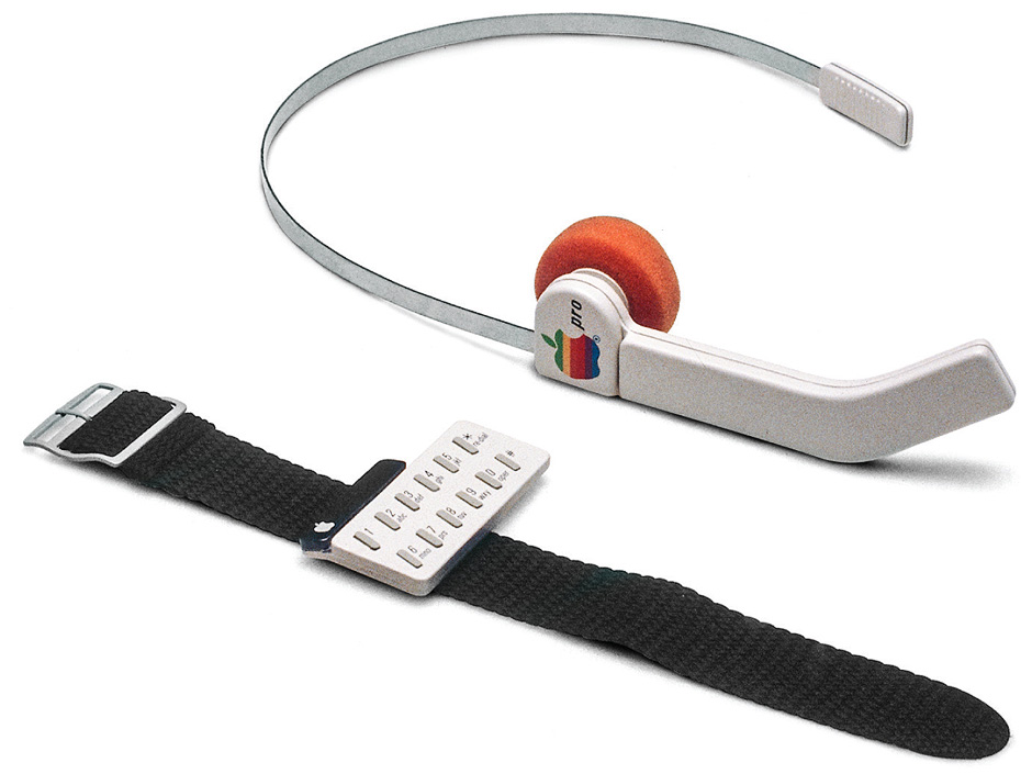 Концепт не Apple Watch 1983