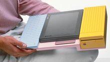 Bashful: Modulares Touch-Konzept, 1983