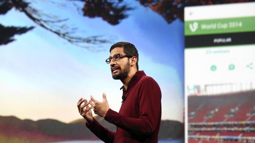 Google I/O: Android wird allgegenwärtig