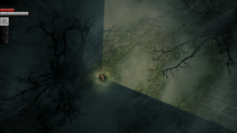 Screenshot aus Darkwood