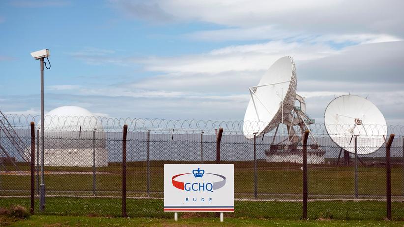 GCHQ: GCHQ-Posten im englischen Bude