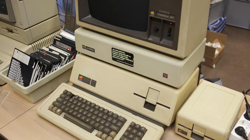 Vintage Computer Festival: Opa, was ist eine Diskette?