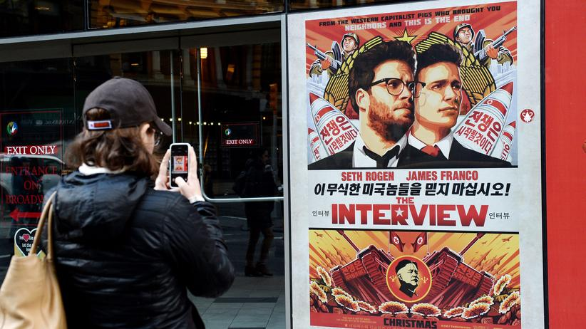 """The Interview"": Republikaner werten Sony-Hack als beunruhigenden Präzedenzfall"