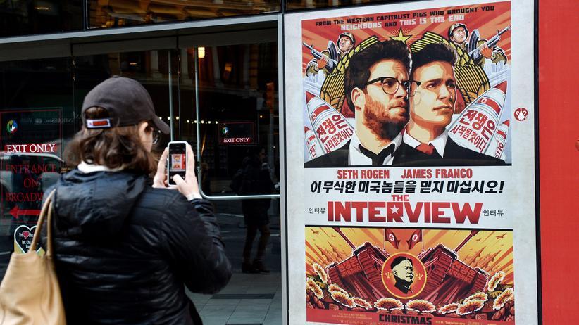 """""""The Interview"""": Republikaner werten Sony-Hack als beunruhigenden Präzedenzfall"""