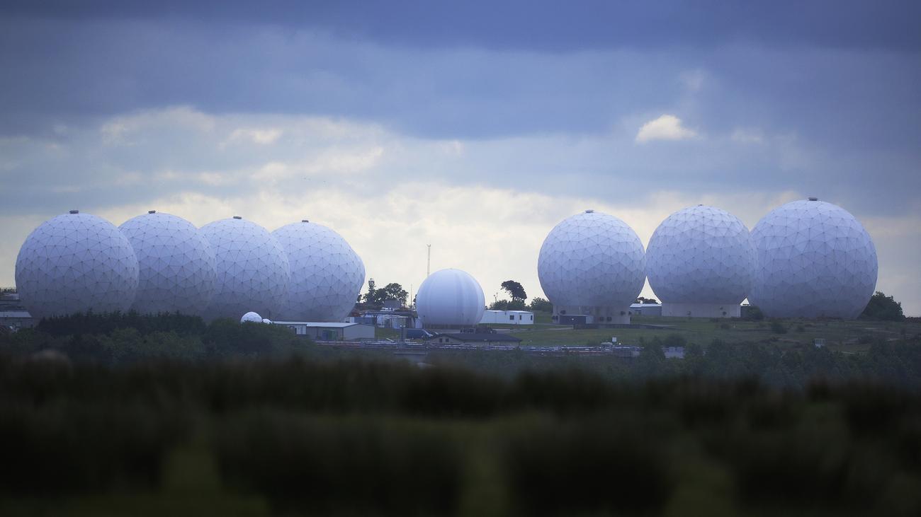 Datensammlung des britischen GCHQ teilweise illegal