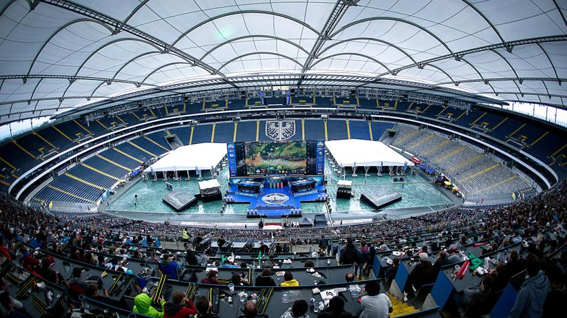 ESL One in Frankfurt
