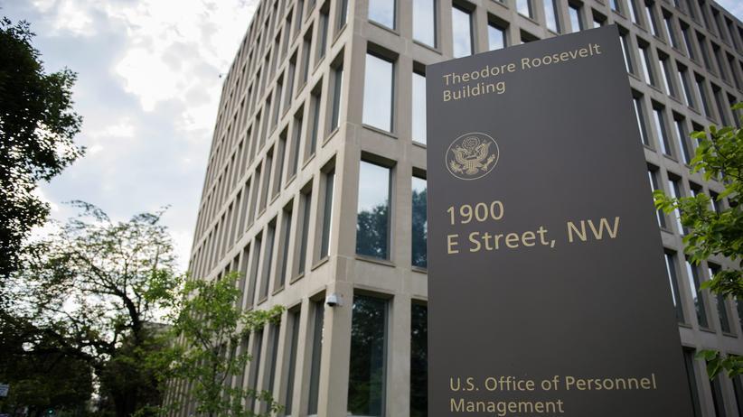 Cyberattacke: Die Behörde OPM verwaltet die persönlichen Daten von US-Bundesangestellten.