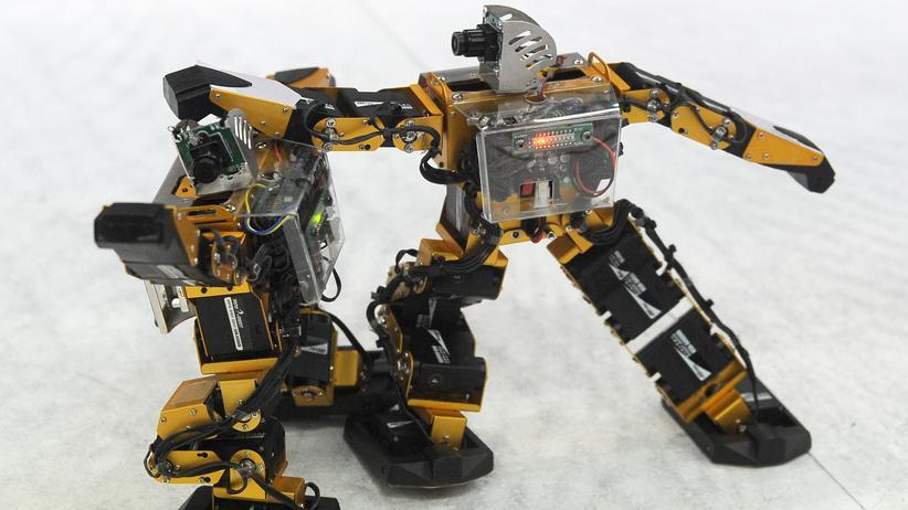 Kampfroboter: Experten fordern Verbot von autonomen Waffensystemen