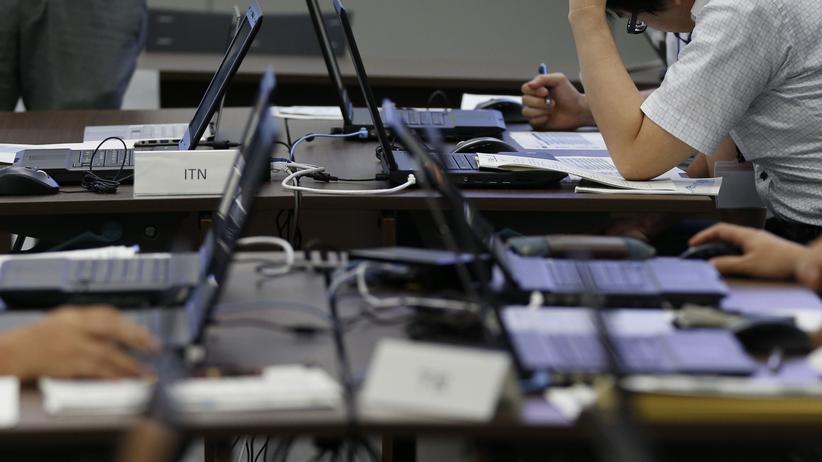 Hacker haben das Mail-System des US-Generalstabs ausgeschaltet.
