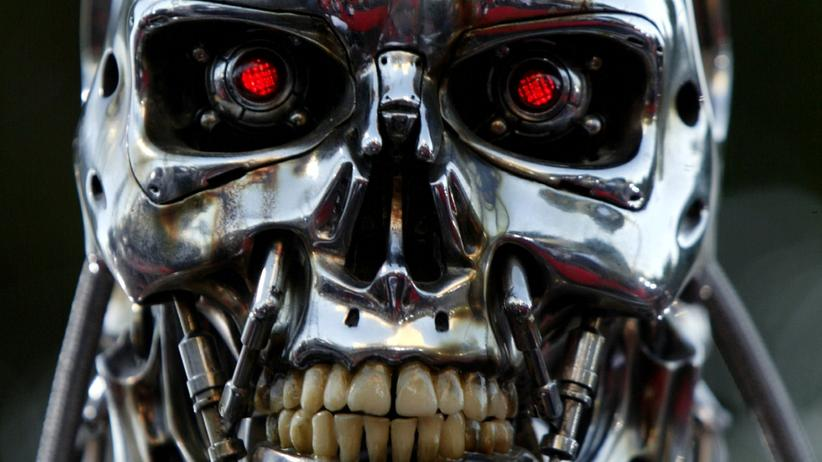 Künstliche Intelligenz: Ein Terminator ist kein Kommunikationsroboter.