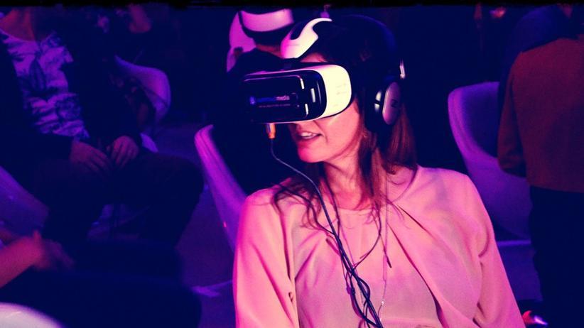 """Virtual Reality: """"Ich war auf mich allein gestellt"""""""