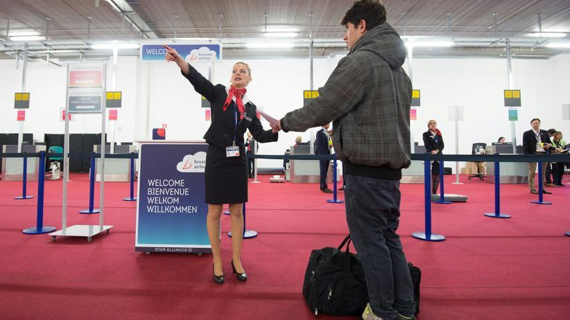 Bis zu 60 Datenpunkte von Flugreisenden werden demnächst gespeichert.
