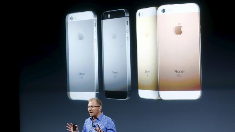 Apple Software Unternehmen iPhones