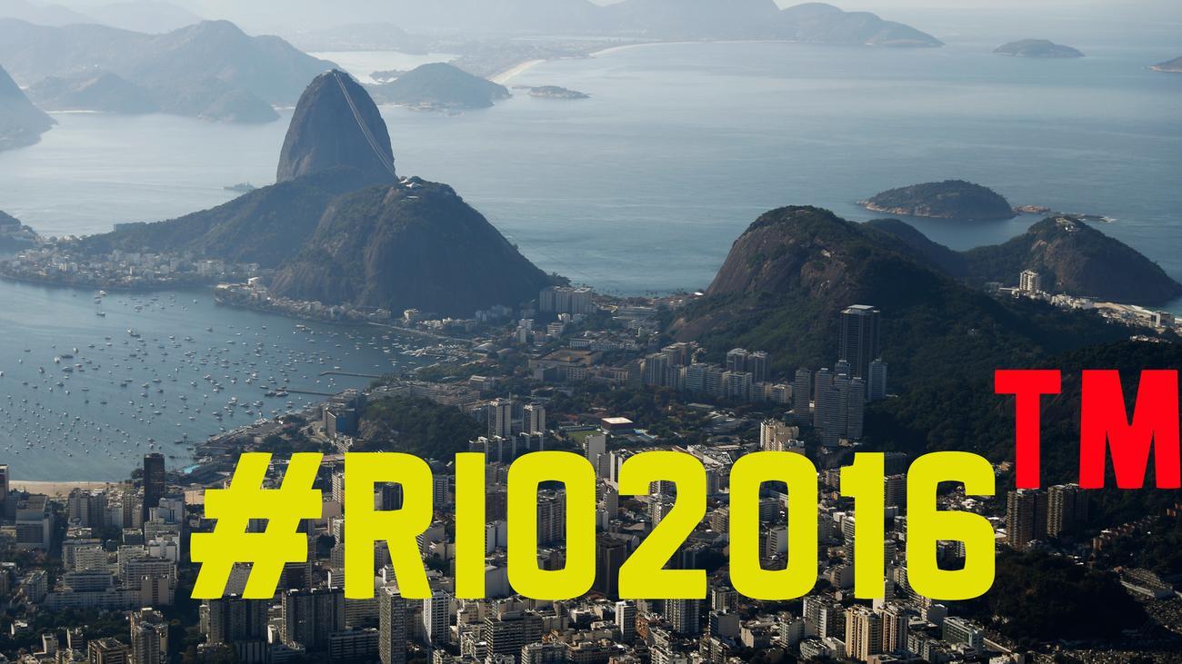 IOC: Auch ein Retweet mit Olympiabezug kann verboten sein