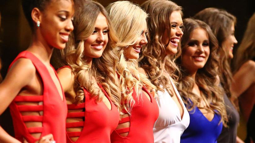 Beauty.AI: Die Bewerberinnen um den Titel Miss World Australia 2016