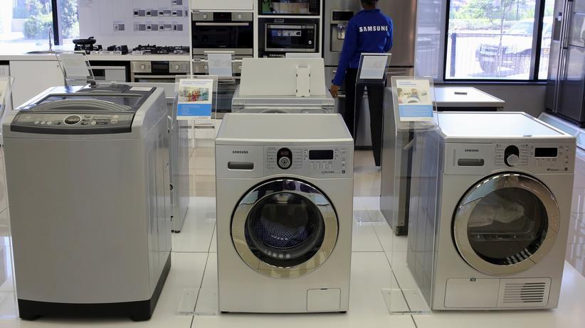 samsung, usa, waschmaschine