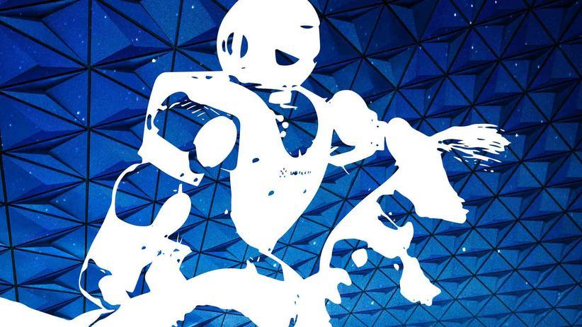 Wie sähe es wohl aus, wenn Roboter uns das Faulenzen abnehmen?