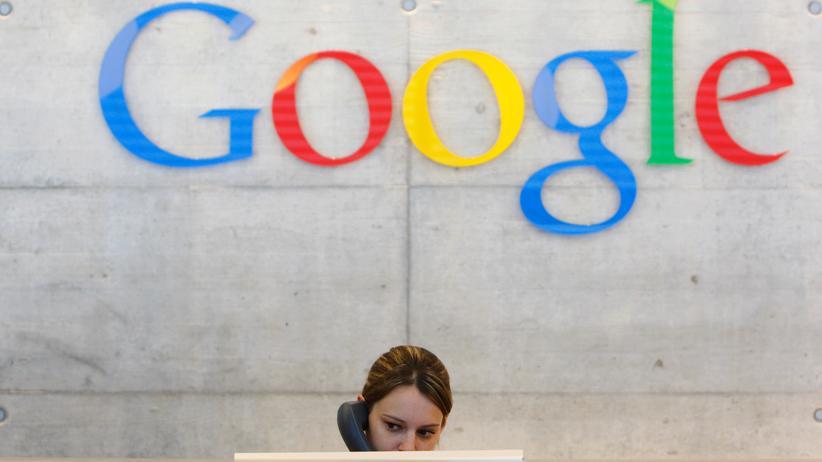 Google: Mitarbeiter von Google in Zürich