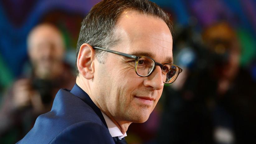 """""""Netzpolitik.org"""": Bundesjustizminister Maas vor einer Kabinettssitzung im Berliner Kanzleramt"""