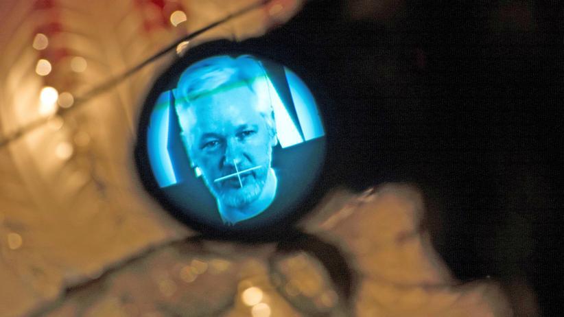 WikiLeaks: WikiLeaks-Gründer Julian Assange versteht es, seiner Plattform maximale Aufmerksamkeit zu verschaffen.