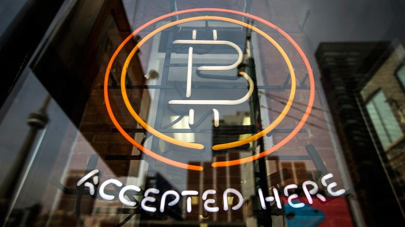 Bitcoin: Läden, die Bitcoin vor Ort akzeptieren, sind weiterhin selten.