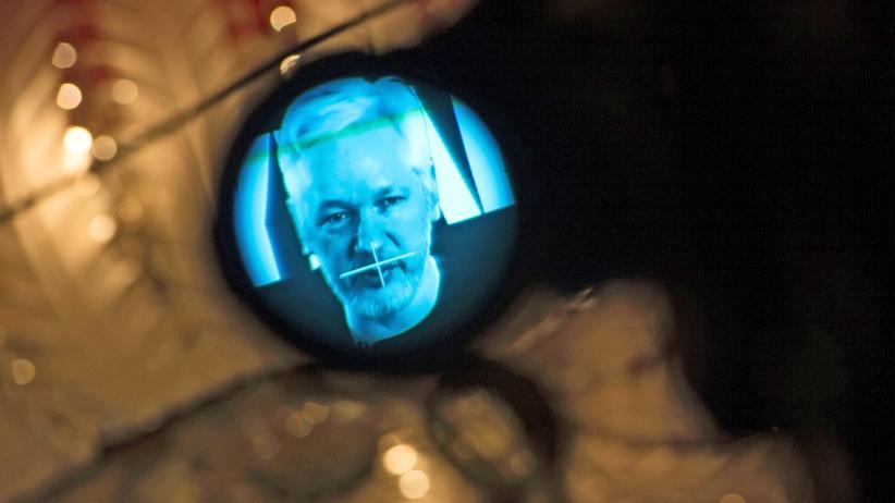 Julian Assange: Himmel und Hölle der Nerd-Bewegung