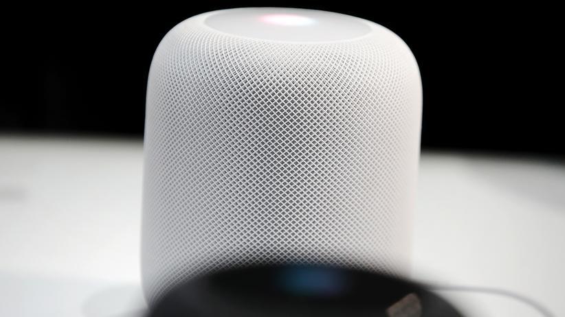 Apple WWDC: Sie nennen es HomePod