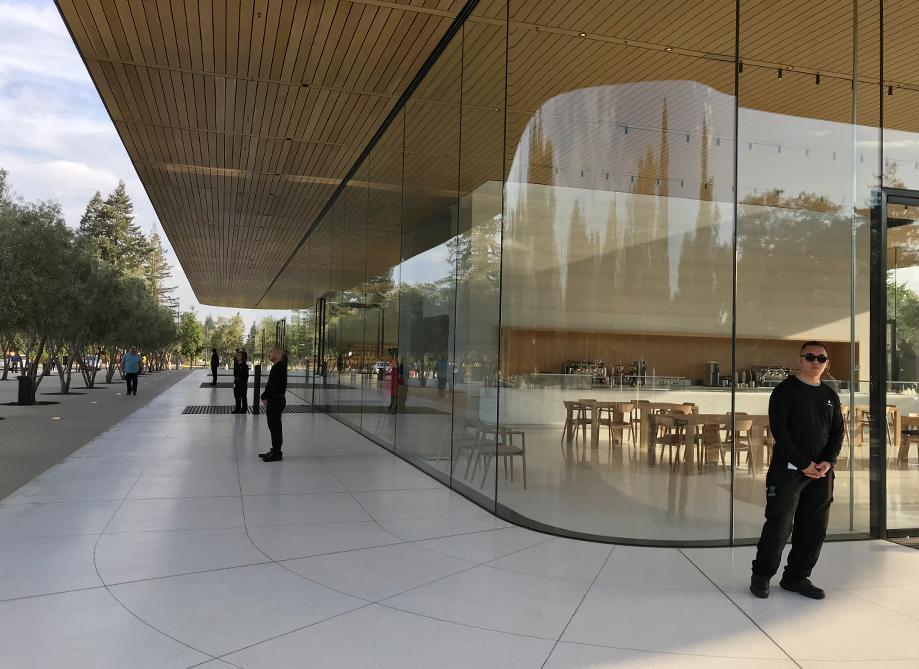 ultimative grune architektur bepflanzten wanden, apple park: das enterprise und sein raumschiff | zeit online, Design ideen