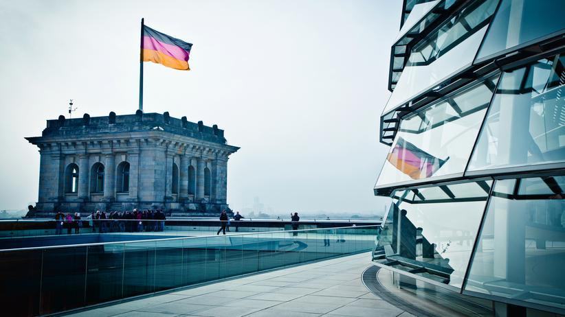 Hacker-Gefahr: Wenn der Bundestag, der in diesem Haus zusammentritt, neu gewählt wird, muss jeder sicher sein können, dass alles mit rechten Dingen zugegangen ist.