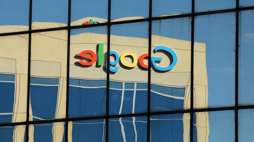 US-Wahlkampf: Logo von Google