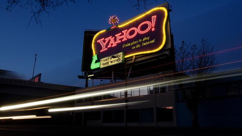 Verizon: Der Telekommunikationsdienst Verizon hatte Yahoo im Juli 2016 für 4,8 Milliarden Dollar gekauft.