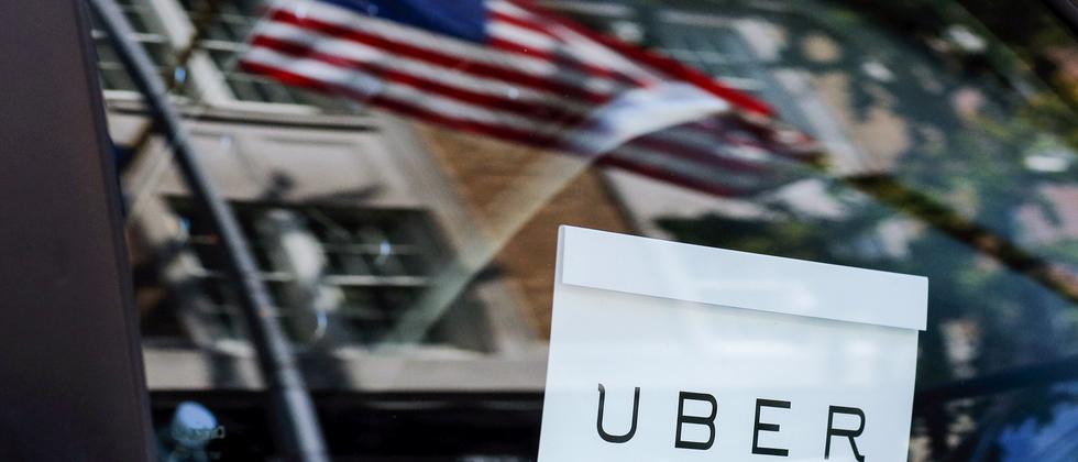 Fahrdienstleister: Uber vertuschte großen Hackerangriff