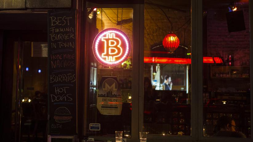 Bitcoin: Das Room 77 in Berlin-Kreuzberg