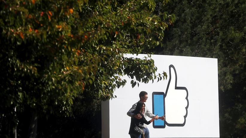 Soziale Netzwerke: Das Facebook-Logo