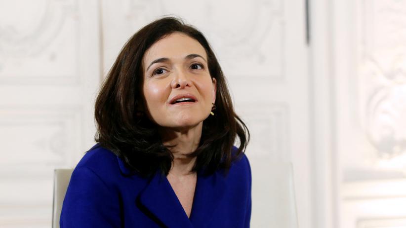 NetzDG: Facebook-Geschäftsführerin Sheryl Sandberg
