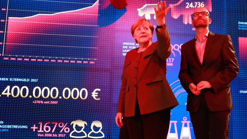 Digitalisierung: Die große Koalition ist noch nicht drin