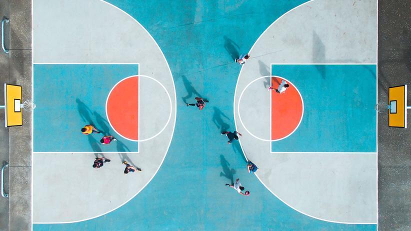 Drohnen-Fotografie: Nicht nach unten schauen? Doch!