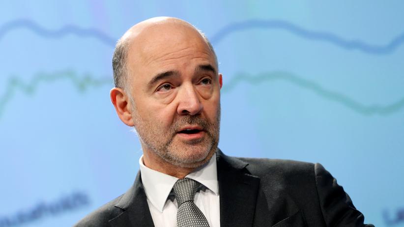 Pierre Moscovici: EU-Kommission will Internetkonzerne stärker besteuern